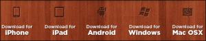 Wunderlist available platforms